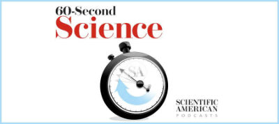60 second science podcast