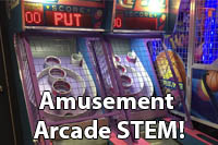Amusement arcade STEM