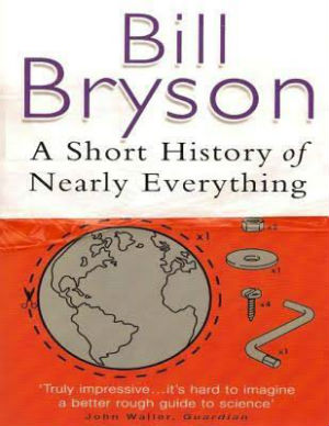 Bill Brysons A Short History of Everything