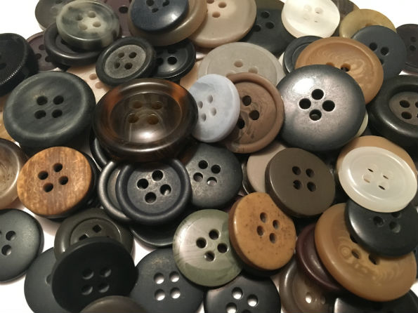 Buttons in a pile