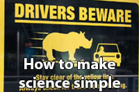 How to make science simple