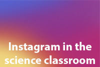 Instagram in the science classroom
