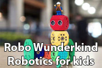 Robo Wunderkind robotics for kids